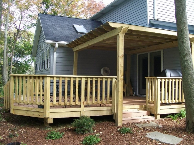 Fascinating Wooden Front Porch Railing Ideas Perfect Front Porch Railing Front Porch Railings Ideas Picture