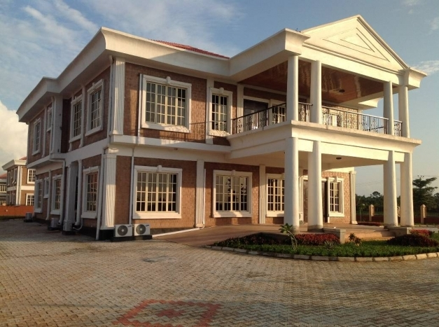 Gorgeous Nigeria Attracted N780bn Real Estate Investment In 2014 Brandley Nigerian Houses Pictures