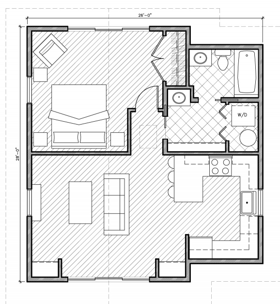 Incredible 2 Story Small House Plans Under 1000 Sq Ft Cltsd With 1000 Sq Ft House Plan Pictures