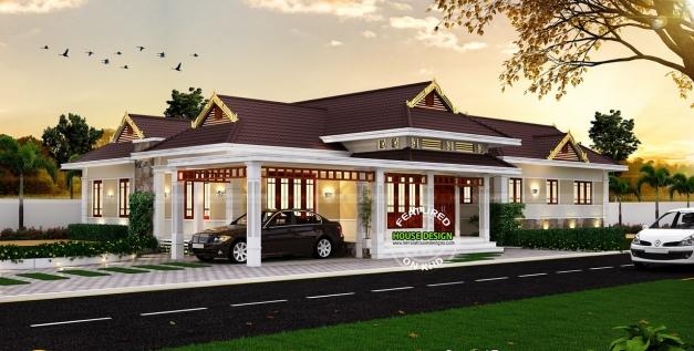 Incredible Elegant Traditional Kerala House Amazing Architecture Magazine Traditional Kerala House Pictures