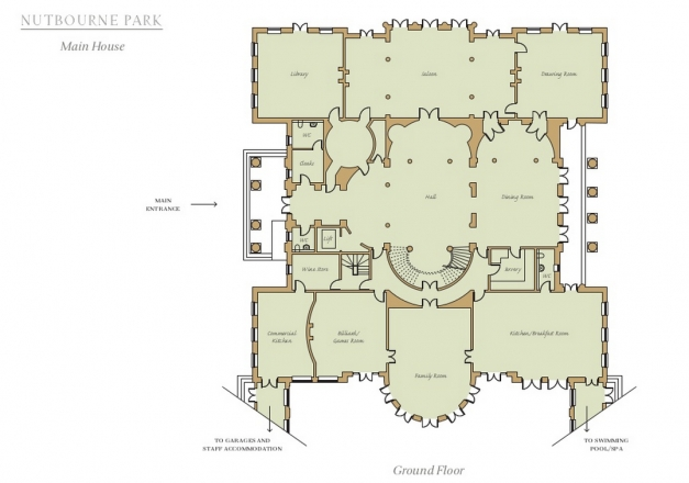 Incredible Homes Of The Rich Readers Revised Floor Plans To Nutbourne Park Homes Of The Rich Floor Plans Pics