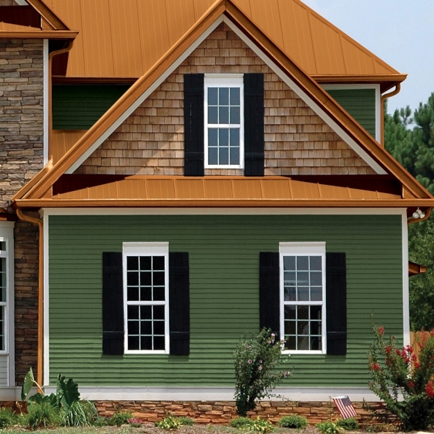 Incredible Virginia Roofing Siding Company Siding Green Siding Houses Picture