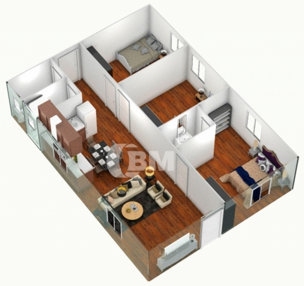 Inspiring Download Simple Three Bedroom House Plans Home Intercine Simple House Plan With 3 Bedrooms Picture