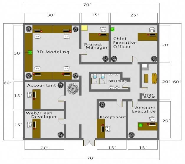 Inspiring How To Design Floor Plan On Autocad Homes Zone Sample Residential Building Autocad 2D Plan Images