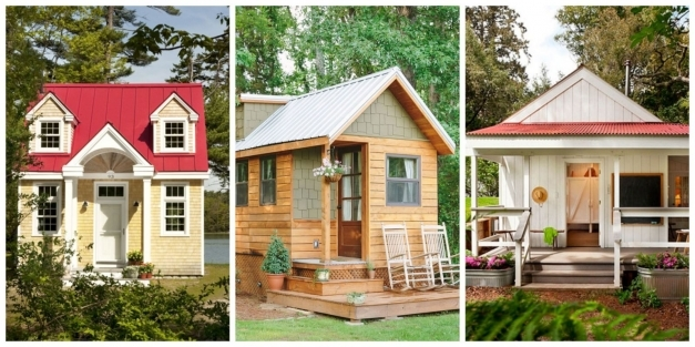 Marvelous 65 Best Tiny Houses 2017 Small House Pictures Plans Small Farmhouse Design Images