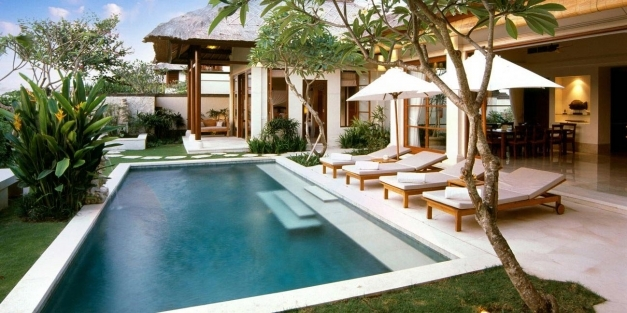 Marvelous Outdoor Pool In Contemporary House Swimming Pool Modern Pool Contemporary Pool Design Photos