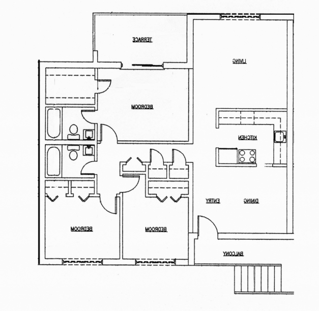 Marvelous Stunning 3 Bedroom House Plans In India 87 For Your Decoration Stunning Three Bedroom House Plan Pictures
