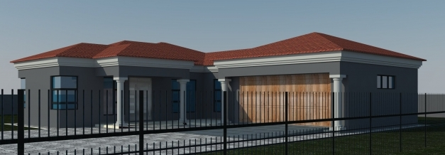 Outstanding 3 Bedroom 2 Bathroom House Plans South Africa Memsaheb South Africa Modern 3bedroom House Pic