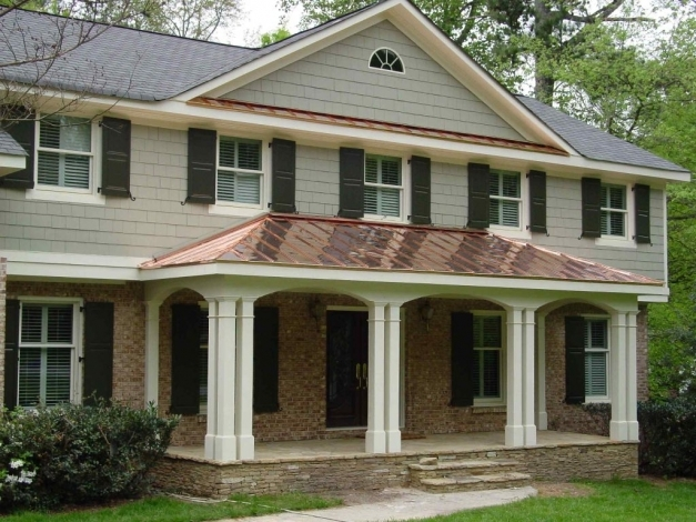 Outstanding Front Porch Designs Colonial Home Design Lover Best Front Colonial Front Porch Designs Picture