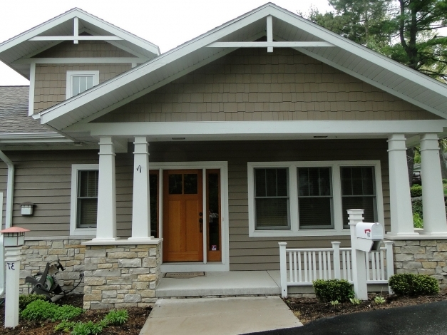 Outstanding Front Porch Designs For Different Sensation Of Your Old House Front Porch Designs For Ranch Homes Pics