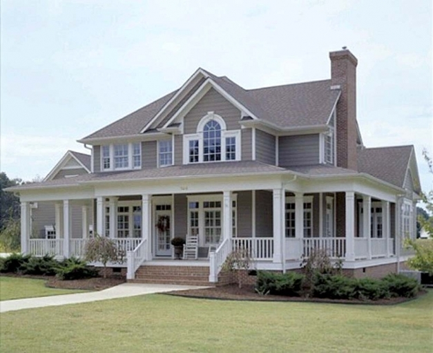 Outstanding Houses With Wrap Around Porch Designs Wrap Around Porch Designs Pictures