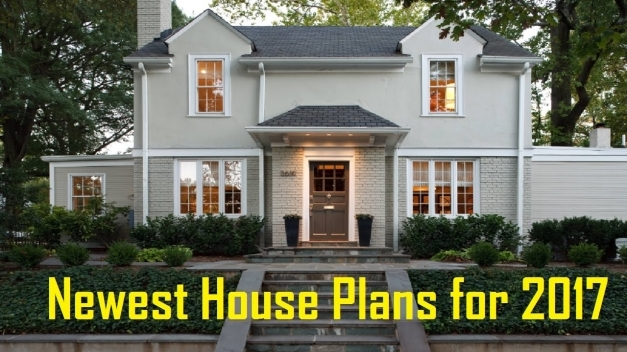 Remarkable 40 Newest House Plans For 2017 Youtube House Plans 2017 Photos