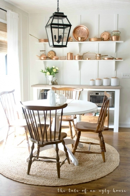 Remarkable 481 Best Dining Rooms Images On Pinterest Farmhouse Style American Farmhouse Spring 2017 Photos