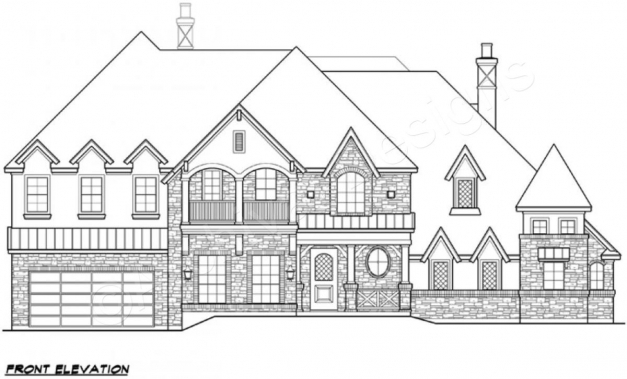Remarkable Colorado Residential House Plans Luxury House Plans Colorado House Plans Pictures