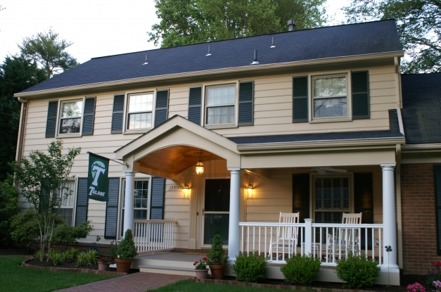 Remarkable Images About Ranch Makeover Latest Houses With The Most Beautiful Colonial Front Porch Designs Photo
