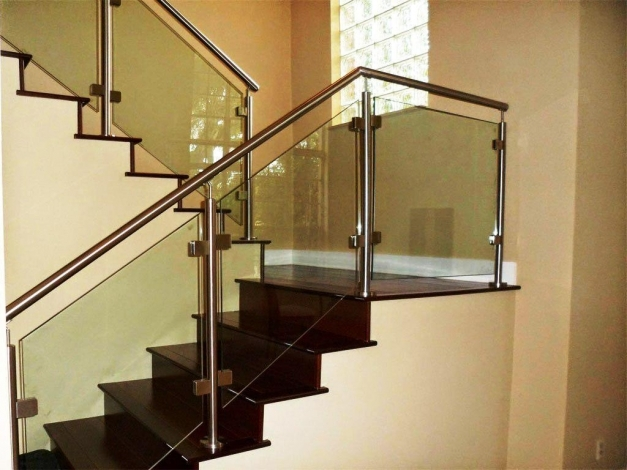 Remarkable Incredible Staircase Handrail Design Modern Contemporary Stair Home Railing Design Photo