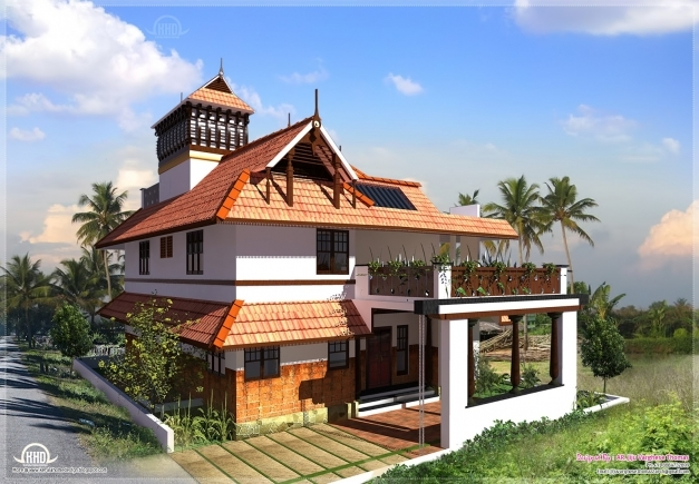 Remarkable Kerala Traditional Home In 2000 Square Feet Kerala Home Design Traditional Kerala House Image
