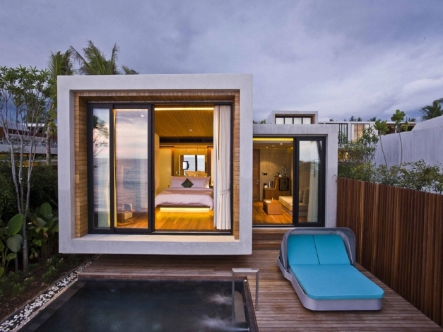 Remarkable Small Modern Homes From Around The World Modern Home Decor Small Modern Homes Image