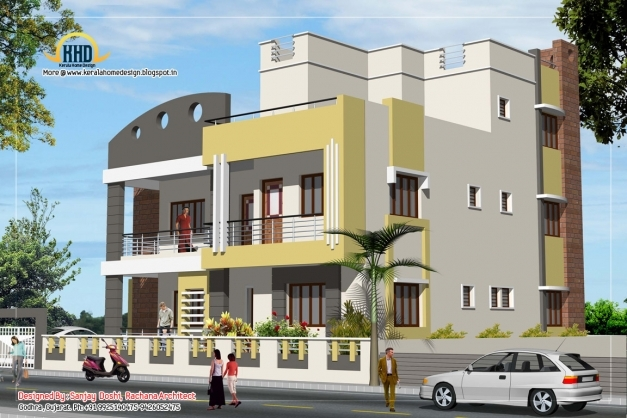 Remarkable Thrissur House For Sale 1024768 Elevation Pinterest Architecture Residential House Plan With Elevation Image