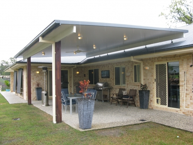 Stunning Corrugated Metal Patio Roof Designs Patio Metal Roof Images