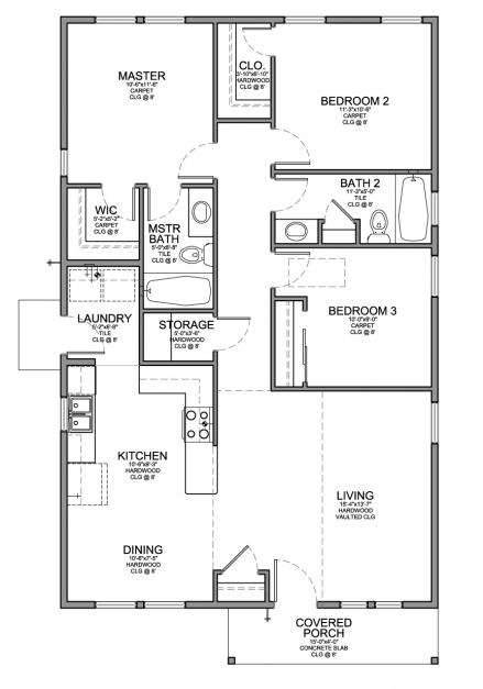 Stunning Home Design Free Small House Plans With Open Floor 99 Imposing Small Home Designs Floor Plans Images