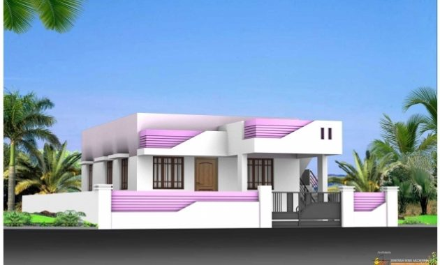 Stunning Small House Plans Tamilnadu House Interior Small House Tamil Nadu Images Photo