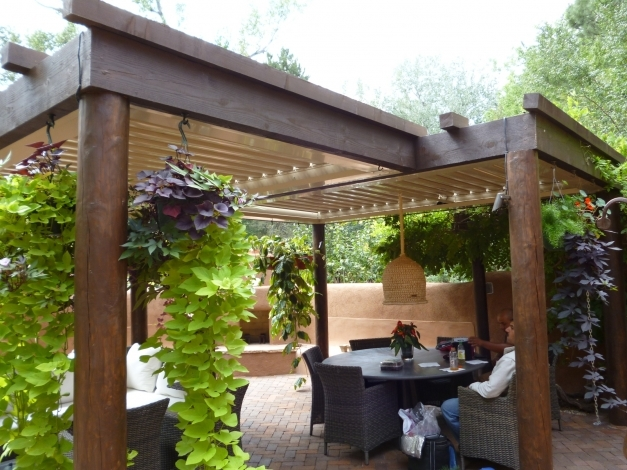 Stylish Metal Roof Patio Cover Plans Patio Metal Roof Pic