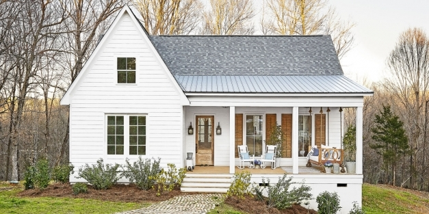 Wonderful 261 Best 1000 1500 Sq Ft Images On Pinterest Small House Farmhouse Small Farmhouse Design Pic