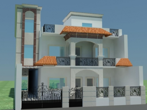 Wonderful Beautiful Home Front Elevation Designs Ideas Design Architecture Front Elevation Ideas Pictures