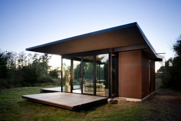 Wonderful Contemporary Small Homes Home Design Small Modern Homes Image