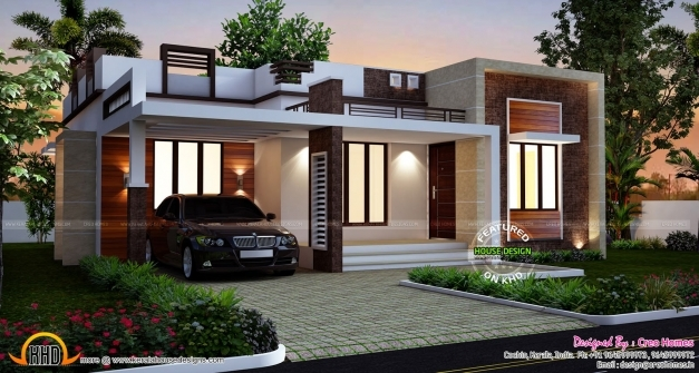 Amazing Designs Homes Design Single Story Flat Roof House Plans Inside Nice 2 Story Houses Inside Pic