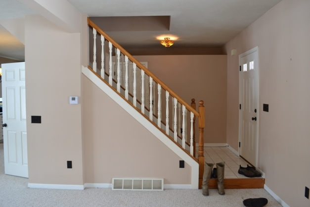 Amazing The Staircase Situation Craftsman Style Balusters Reveal Craftsman Railings Picture