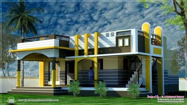 Awesome Small House Design Contemporary Style Indian Plans Building Indian Small House Design Picture