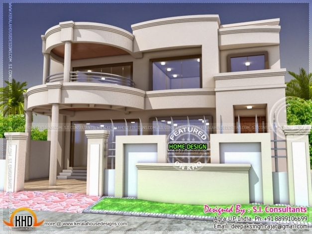 Delightful Captivating Small House Designs In India 46 For Simple Design Indian Small House Design Picture