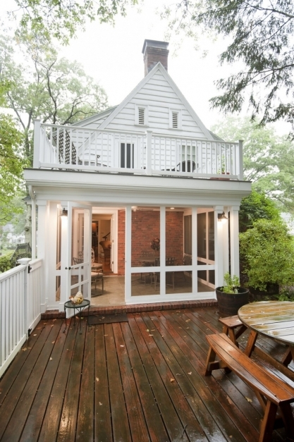 Delightful Exterior Fabulous Enclosed Front Porch Design And Decoration Using Enclosed Front Porches Photo