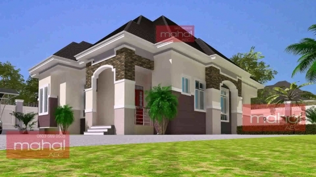 Delightful House Design Plan In Nigeria Youtube Building Plans In Nigeria Images