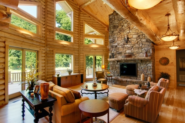 Delightful Interior Log Home Pictures 28 Images Log Cabin Home Interior Log Home Interiors Picture