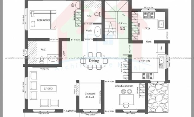 Fantastic Architecture Kerala Bedroom House Plan And Elevation Consultation Architecture 3 Bedroom House Picture