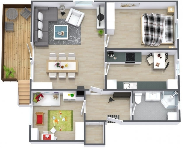 Fantastic Vibrant Inspiration 3d House Plans Philippines 8 25 More 2 Bedroom 3d Images Of 2 Bedroom House In The Phil Images