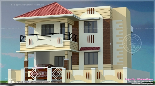 Fascinating Awesome Indian Home Design Elevation Contemporary Interior South India Elevation Pics