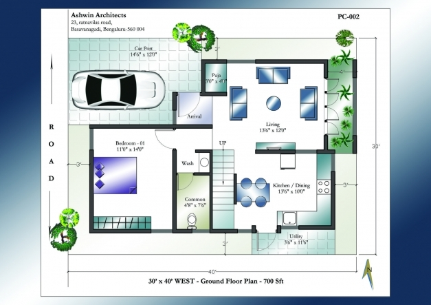 Fascinating Fantastical Vastu 30 X 45 Duplex House Plans 8 Awesome North North Facing House Pictures