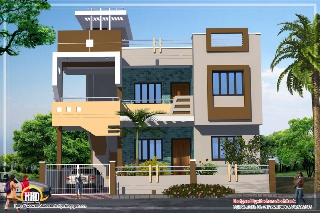 Fascinating House Plan Floorndian Rare Plans Home Designsndia Sqft Kerala Best Indian Home Picture