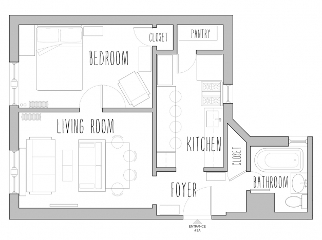 Fascinating Small Ranch House Plansconsidering Sq Ft Ranch House Plans Small House 1000 Sq Ft House Plan Design In 2016 Pic