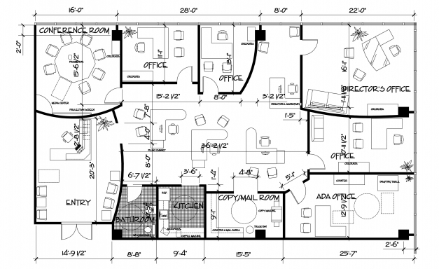 Gorgeous How To Draw Floor Plan In Autocad Escortsea House Tutorial Autocad 2d Plan Images