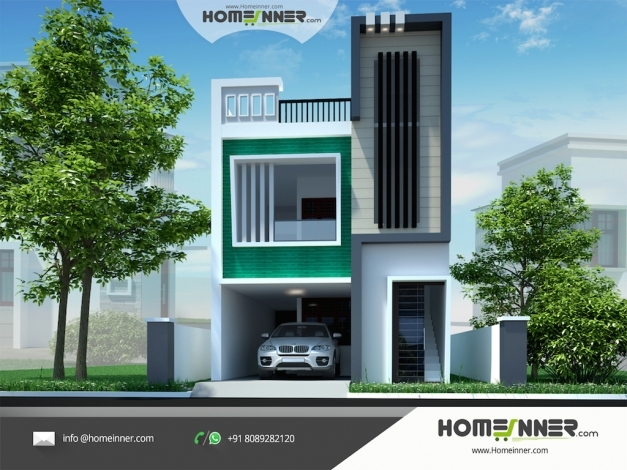 Gorgeous New Contemporary Indian House Design Ideas Penting Ayo Di Share Indian Small House Design Pics