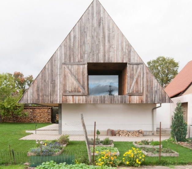 Gorgeous Timber House Inhabitat Green Design Innovation Architecture Modern Architecture Pitched Roof Images