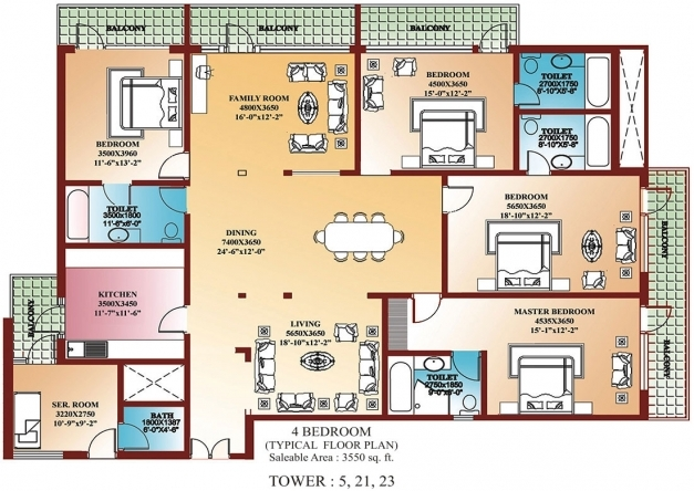 Incredible Great 4 Bedroom House Plans Foucaultdesign Best 4 Bedroom House Plans Images