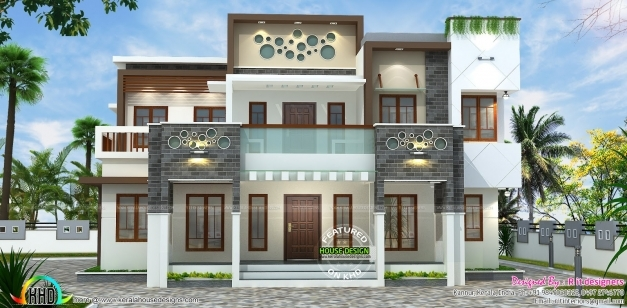 Inspiring January 2016 Kerala Home Design And Floor Plans New Home Designs In Kerala 2016 Images