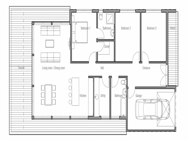 Inspiring Small House Plans Modern Small House Plans 61custom 2017 Small House Plans Photo