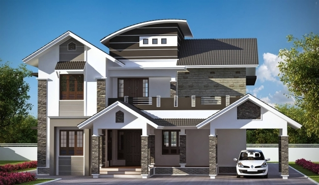 Marvelous Amazing Kerala Modern House Plans With Photos 25 With Additional Kerala House Images Pic